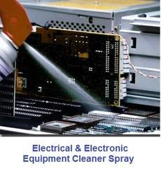 Electronic Equipment Cleaner Spray