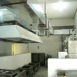 Kitchen Hood Ducting