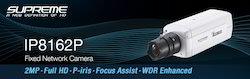 2MP Full HD P-iris Focus Assist WDR Enhanced Network Camera