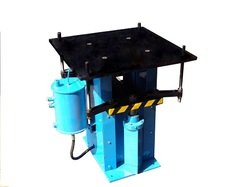 Pin Lifting Machine ( Operated by Hydro - Pneumatic )