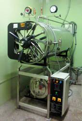 Kashyap Marketing Horizontal Autoclave