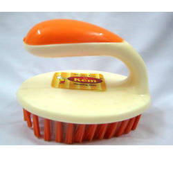 plastic handle cloth brush