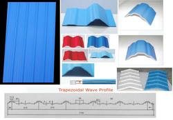 PVC/UPVC Roofing Sheet