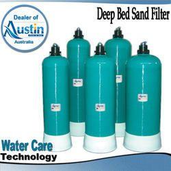 Deep Bed Sand Filter
