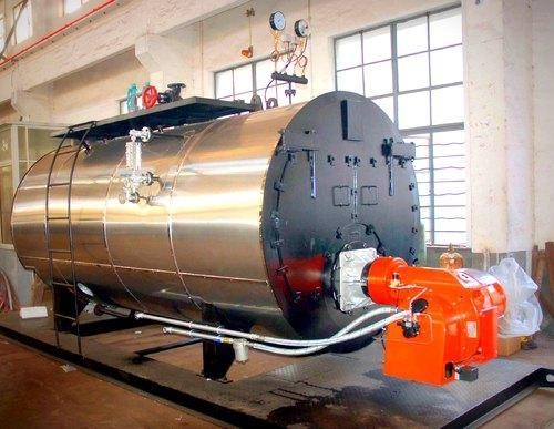 Industrial Boiler - Horizontal Fire Tube Boiler Manufacturer from Meerut
