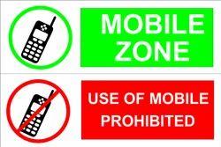 Mobile Safety Signage