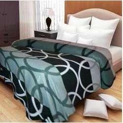 Multicolor Fleece Blanket