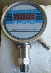 4 Relay Output Digital Pressure Switch, 4 To 20ma Retransmit