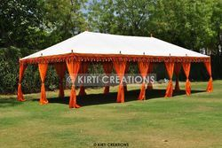 Luxurious Swiss Cottage Tent