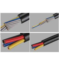 Industrial Flexible Single - Multicore PVC Insulated Cable