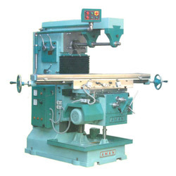 Geared Precision Radial Drilling Machine.