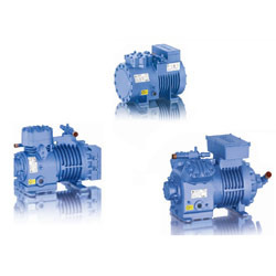 semi hermetic reciprocating compressor