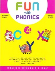 Shree Books Fun with Phonics