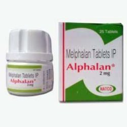 Alphalan - Melphalan Tablets 2Mg / 5Mg