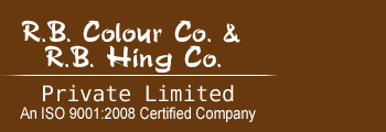 R. B. Colour Co. & R. B. Hing Co.