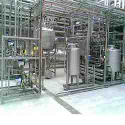 Dairy Processing Plant Exporter India