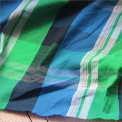 Erode Cotton Yarn Dyed Shirt Fabrics