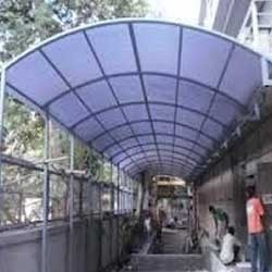 MS Polycarbonate Dome