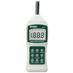 Sound Level Meter with PC Interface