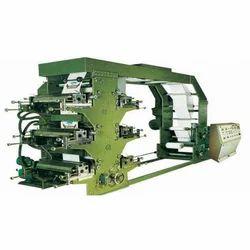 Industrial Flexographic Printing Machine