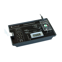 Temperature Control by PLC