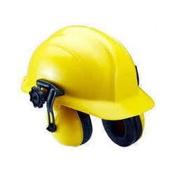 Ultra Helmet with Earmuff