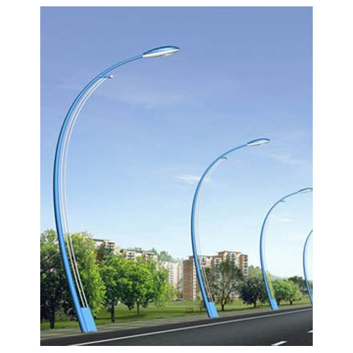 Light Pole Design: JKM Thermo Engineers Technology Private Limited