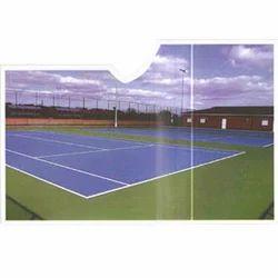 Synthetic Sport Court Floor Construction Service Proflex
