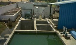 civil based sewage water treatment plants