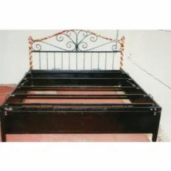 Steel Metal Powder Coated Storage Bed