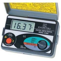 Kew Digital Earth Tester 4105a