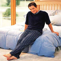 Mens Sleepwear Suits