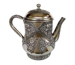 decorative ss teapot