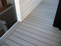 WPC Porch Flooring