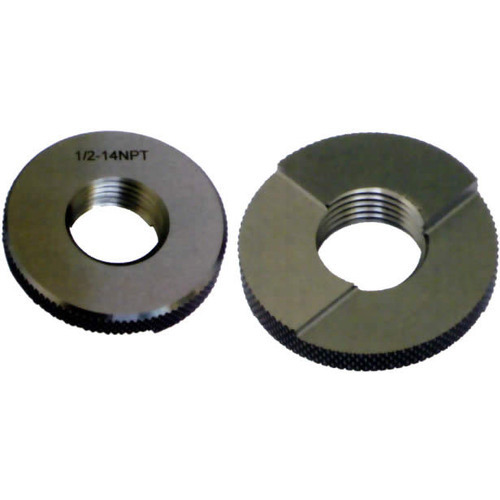 Taper Thread Ring Gauges