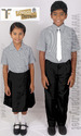 Sweat Absorbent School Uniforms