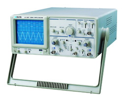 Electronic Testing and Measuring Equipments