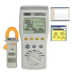 Meco Battery Capacity Impedence Tester Model 6390