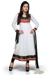 Ladies Semi Formal Designer Long Pakistani Suit Kurti