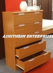 Wooden Cabinets 5 Drawer Wooden Cabinet Manufacturer from Bengaluru