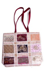 Patchwork Hand Bag