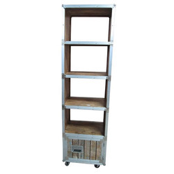 Industrial Book Case