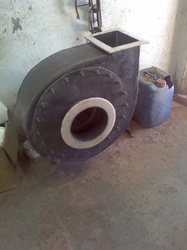 frp exhaust blowers