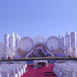 Snow White Wedding Stages