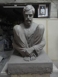 Fibre Shankar Maharaj Statue
