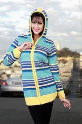 Stripes Wool Top