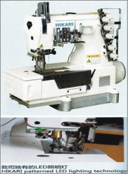 High Speed Flat Bed Chain Stitch Machine