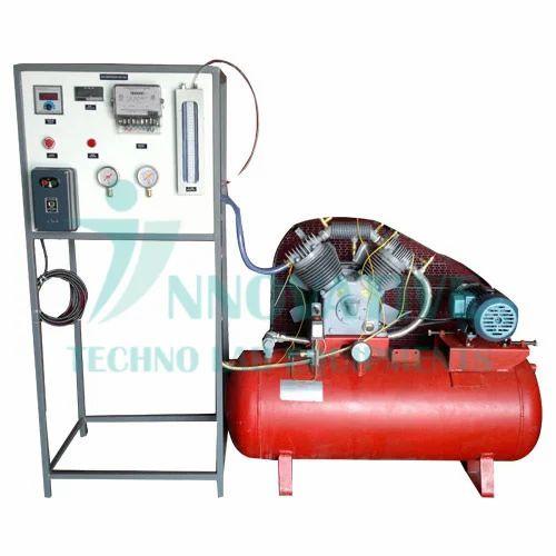 Thermodynamics Lab Equipment Air Compressor Test Rig