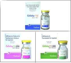 Ceftriaxone Tazobactum Injections