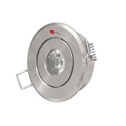 2 W Swift LED Round Light